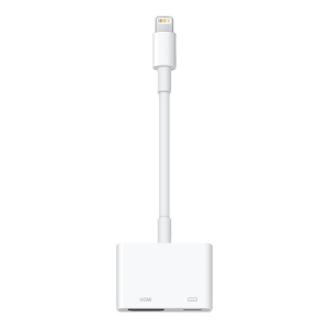 Lightning Digital AV Adapter (HDMI)_Apple