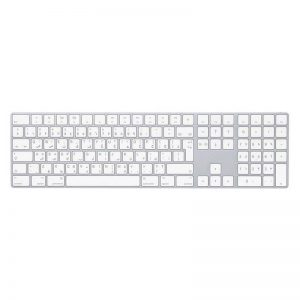 Magic Keyboard with Numeric Keypad Arabic_Apple_alpha store kuwait