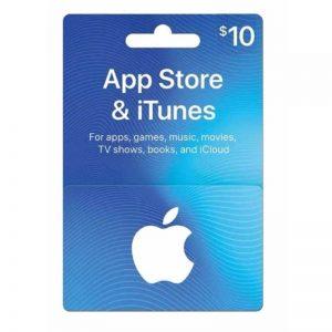 Apple 10$ Apple iTunes Card (US) in kuwait