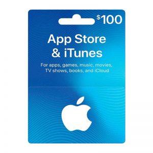 Apple iTunes Card 100$ (US)_alpha Store Kuwait
