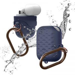 Elago AirPods Waterproof hang Active case Jean Ind_alpha store Kuwait