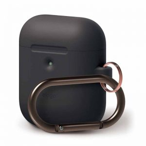 Elago Airpods hang case Black for AirPod2 Wireless_alpha store Kuwait