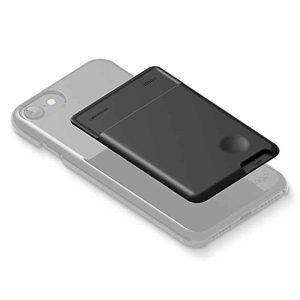 Elago Card Pocket - Black_alpha Store Online Shopping Kuwait