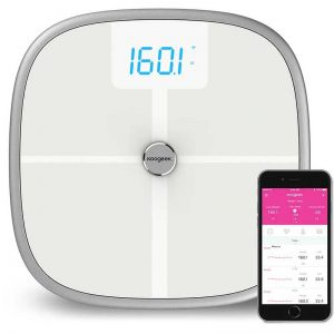 Koogeek smart scale_alpha store Kuwait Online Shopping