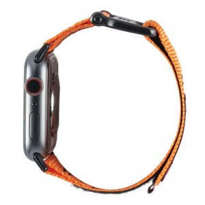 "UAG Apple Watch 44""/42"" Active Strap - Orange"