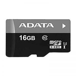 ADATA MICRO SD MEMORY CARD HIGH SPEED C10 16GB_alpha store online shopping Kuwait