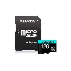 ADATA Premier Pro microSDXC/SDHC UHS-I U3 Class 10 128GB_alpha store online shopping Kuwait