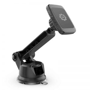 WizGear Magnetic Car Mount with Long Arm_alpha store kuwait online shopping