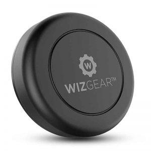 WizGear Magnetic Flat stick On Car Mount_alpha store kuwait