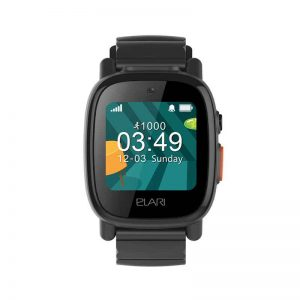 Elari FixiTime 3 Black Kids Smart watch_alpha Store Kuwait