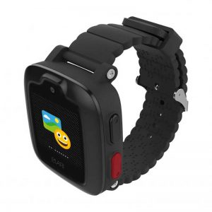 Elari KidPhone 3G Black Smart Watch_1_alpha Store Online Shopping Kuwait