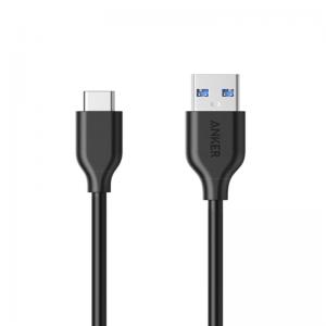 ANKER PowerLine USB-C To USB 3.0 3FT/0.9M - Black