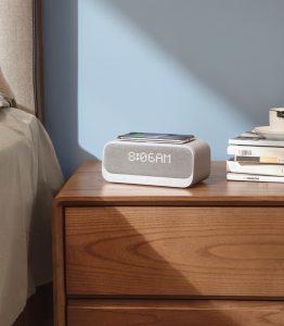 ANKER SoundCore Wakey Bedside speaker - PInk_1_alpha store online shopping in kuwait