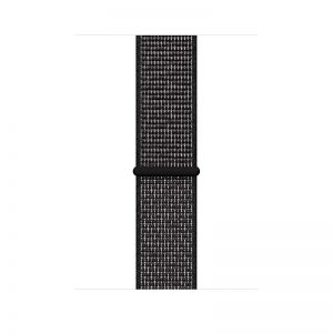 Apple 44mm Black Nike Sport Loop - Midnight Blue_1_alpha store Online Shopping in kuwait