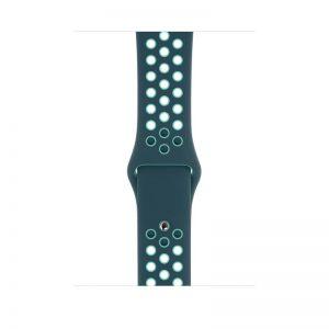 44mm Nike Sport Loop, Color- Midnight Turquoise Aurora Green - Regular_alphastore_kuwait