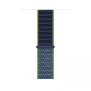 44mm Sport Loop, Color- Neon Lime_alphastore_kuwait