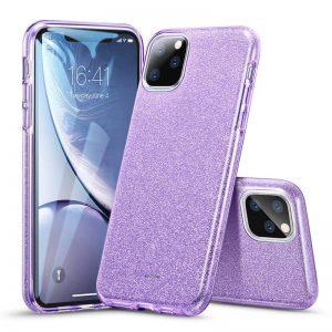 ESR - iPhone 11 Pro Max Makeup Glitter-Purple Case