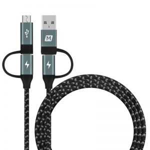Momax Go Link 4in1 Type C to C Micro & USB Cable