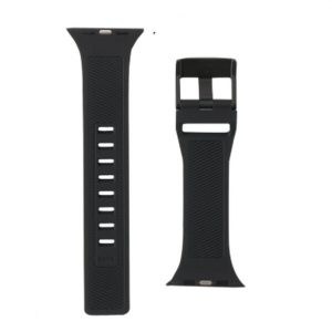 UAG Apple Watch 44mm:42mm (24mm Lugs) Scout strap Black