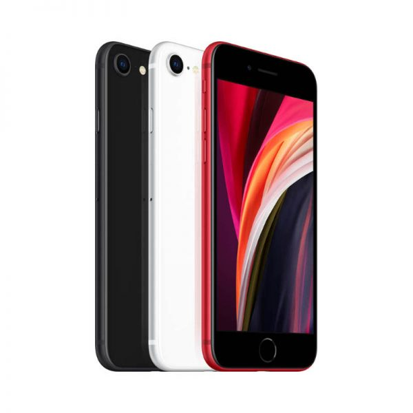 iPhone SE 64GB Black_alphastore_kuwait_4
