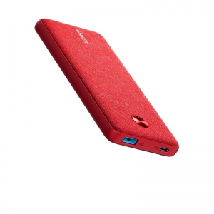 Anker PowerCore III Sense 10K PD -Red Fabric