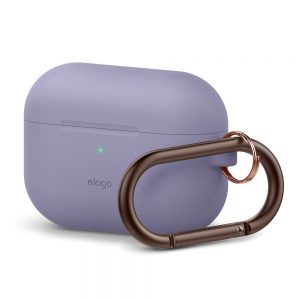 Elago AirPods Pro Original Hang Case - Lavender Gray