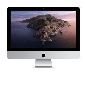 21-inch iMac 2.3GHz dual-core 7th i5 8GB 256GB SSD Intel 640