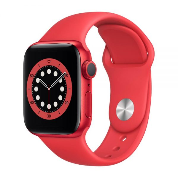 Apple_Watch_Series_6_GPS_40mm_RED_Aluminum_Product_RED_Sport_Band_34R_Screen__USEN