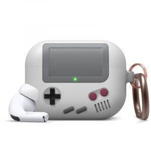 EAPPAW5-LGY Elago AirPods Pro AW5 Hang Case (GameBoy) (Light Gray)_!