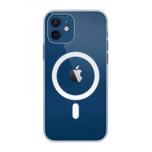X-Fitted Clear Case For iPhone 12_12 Pro With Magsafe