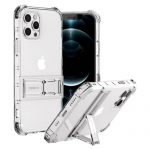 ARAREE MACH STAND CASE FOR IPHONE 12 PRO MAX – CLEAR