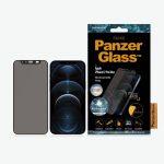 PanzerGlass New iPhone 12 Pro Max Swarovski CamSlider Priv,Black