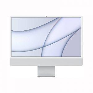 24 inch iMac 4.5K M18C CPU 7C GPU 256GB SSD Silver_alphastore kuwait_apple