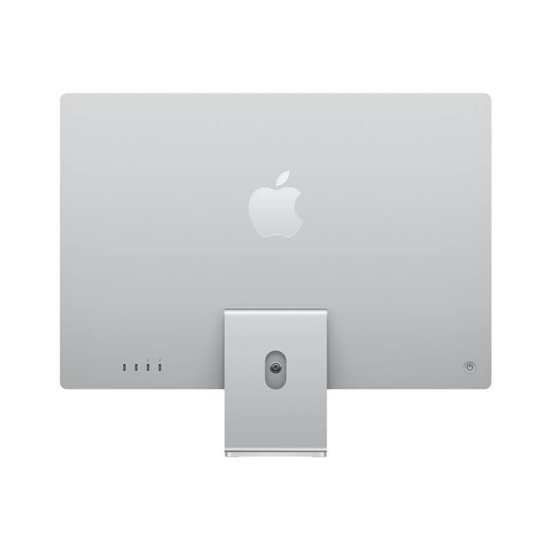 24 inch iMac 4.5K M1 8C CPU 8C GPU 512GB SSD Silver ...