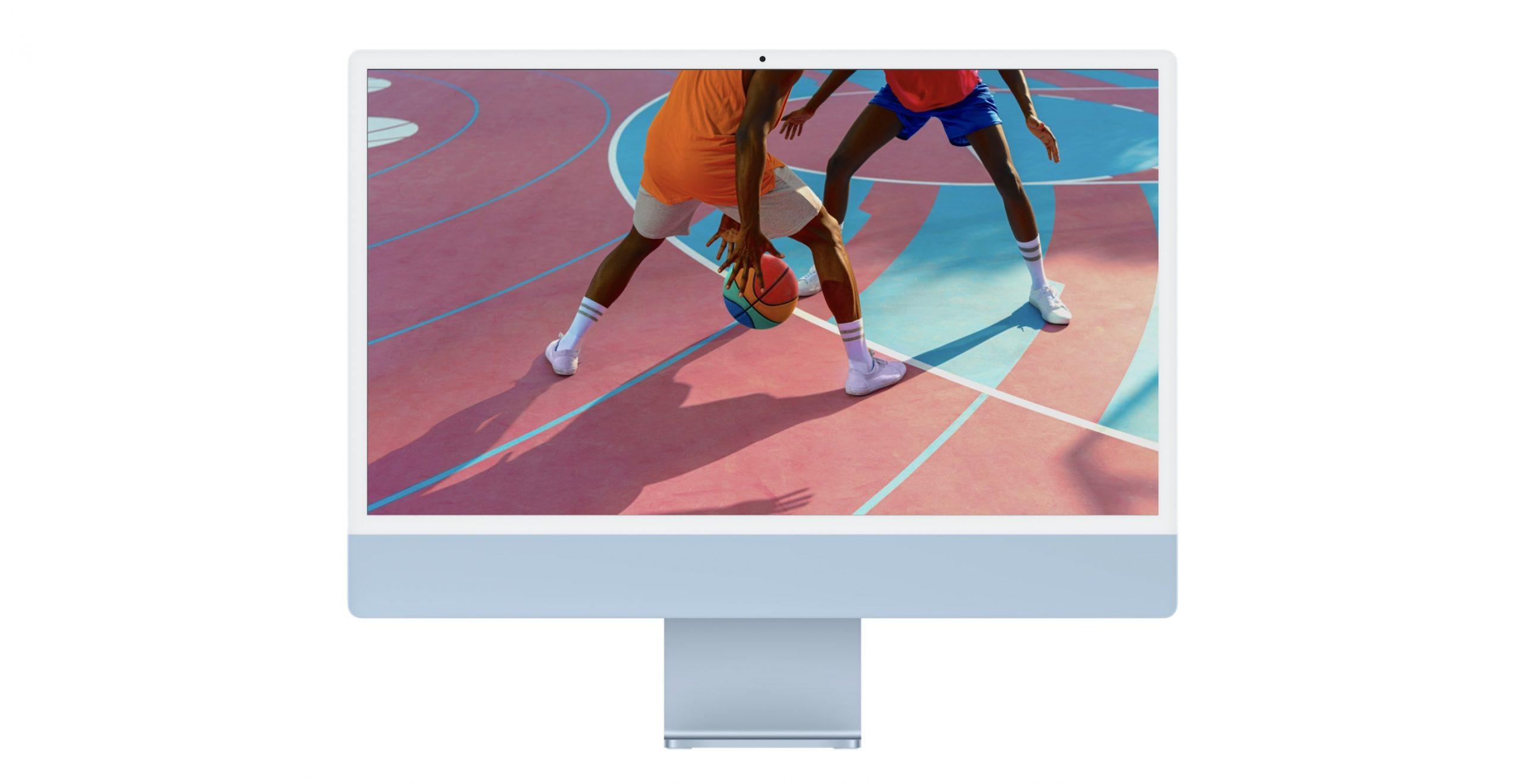 Apple 24 inch iMac 4.5K M18C CPU 7C GPU:8C GPU 256GB SSD_alphastore kuwait_11