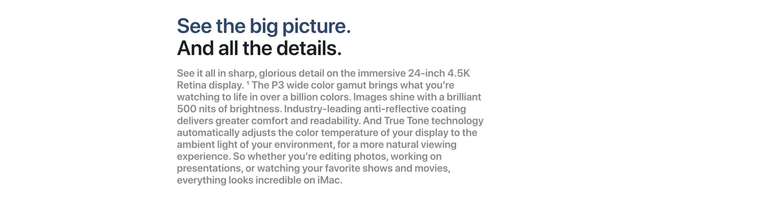 Apple 24 inch iMac 4.5K M18C CPU 7C GPU:8C GPU 256GB SSD_alphastore kuwait_13