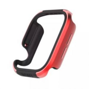 Wiwu Defense Armor Series Case For Apple Watch Series Se / 6 / 5 / 4 - 44mm -Red