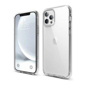 Elago iPhone 12 Pro Max Hybrid Case (Crystal Clear)