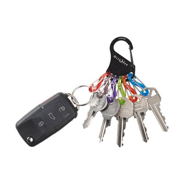 NiteIze KeyRack™ S-Biner®