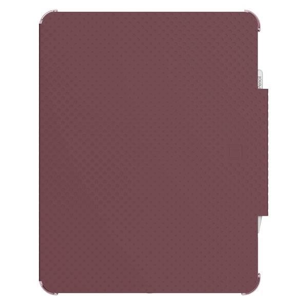 "[U] by UAG iPad Pro 5th Gen 12.9"" 2021 Lucent Case (Aubergine)"