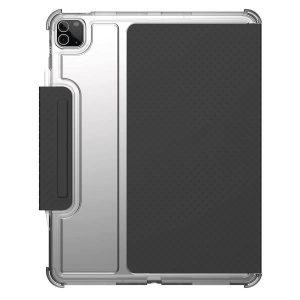 "[U] by UAG iPad Pro 5th Gen 12.9"" 2021 Lucent Case (Black)"