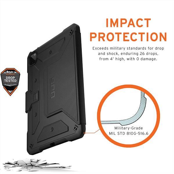 "UAG iPad Pro 11"" 1st/2nd/3rd Gen 2021/iPad Air 10.9"" 2020 Metropolis Case"