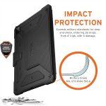 UAG iPad Pro 12.9_ 5th Gen 2021 Metropolis Case (Black)_2