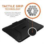 UAG iPad Pro 12.9_ 5th Gen 2021 Metropolis Case (Black)_3