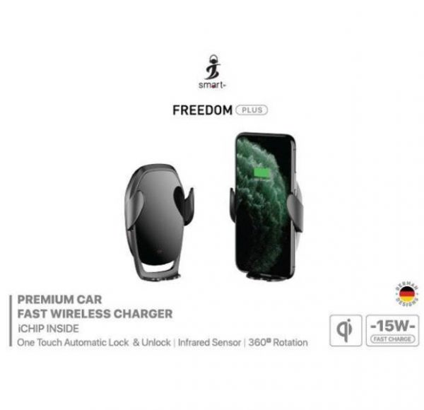 Smart Freedom plus premium car fast W/C 15W