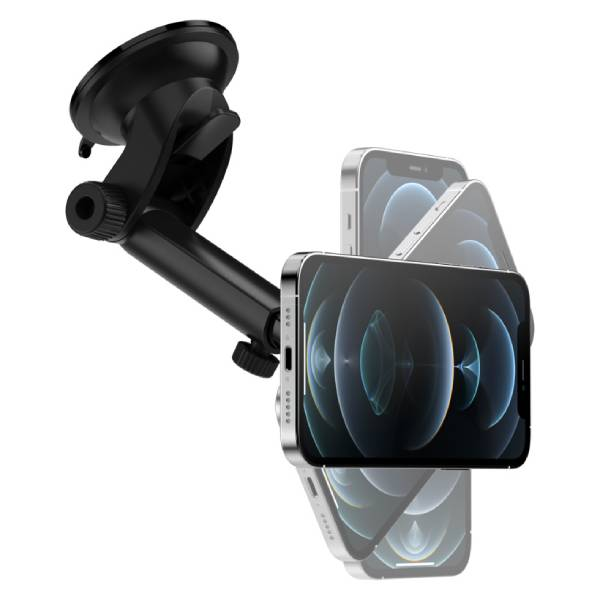 OtterBox Performance Car Dash & Windshield Mount for MagSafe - Black