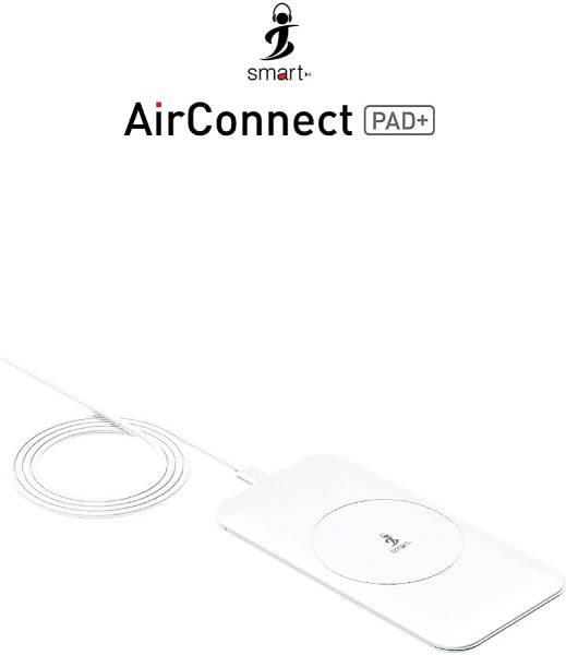 Smart AirConnect PAD + 10W Ultra Slim Fast W/Charger
