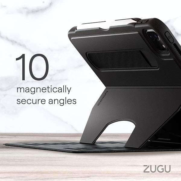 """Zugu Case iPad Pro 12.9"""" Gen 5 (2021) Black"""