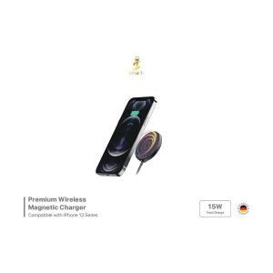 Smart Airmag Magnetic wireless charger 15W