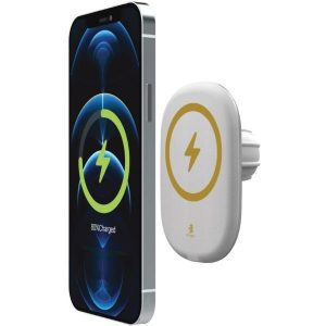 Smart MagFreedom Magnetic Wireless Car Charger -15W